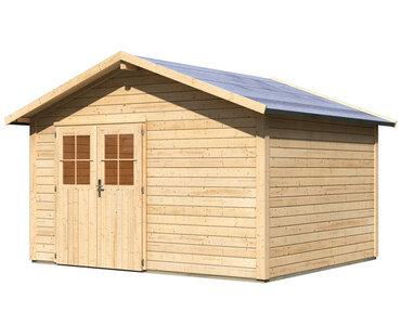 karibu oldeborg 1 eco serie koop een tuinhuisje. Black Bedroom Furniture Sets. Home Design Ideas